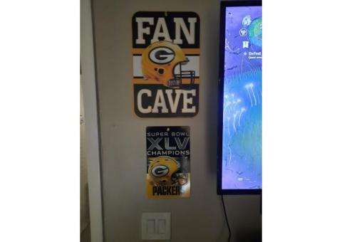 Green Bay Packers Memorabilia